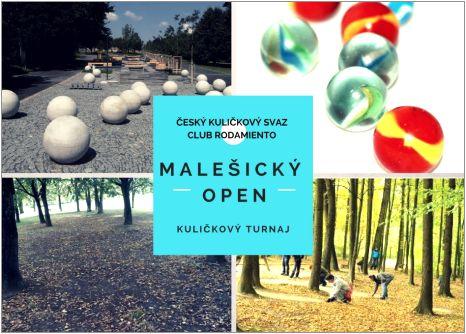Kuličkový turnaj Open Malešice, Malešický park (28.09.2016)
